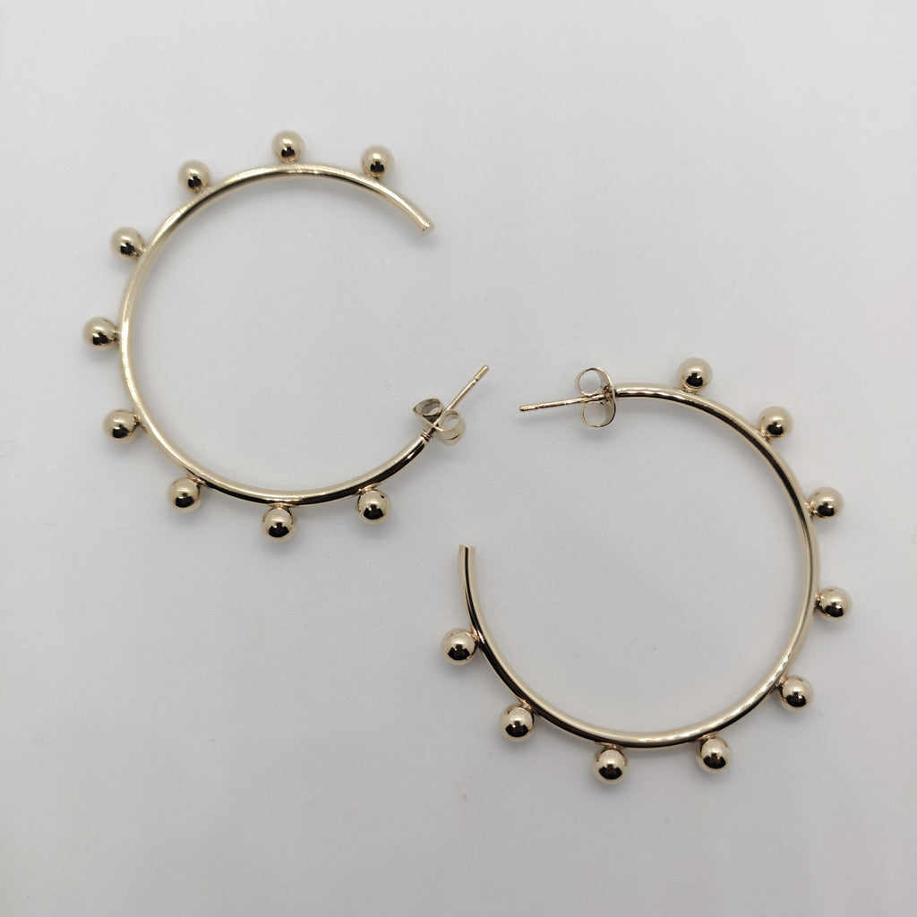 Gia Statement Hoops