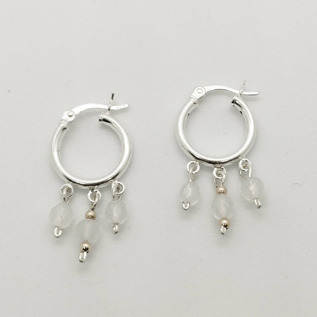 Athena Chandelier Hoops