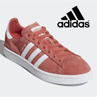ADIDAS CAMPUS SHOES MEN'S 11 Orange  STITCH AND TURN SUEDE