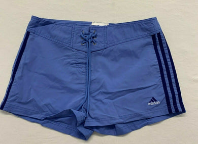 Adidas Women's Board Shorts Size Medium 90's Vintage Polyester/Nylon Athletic