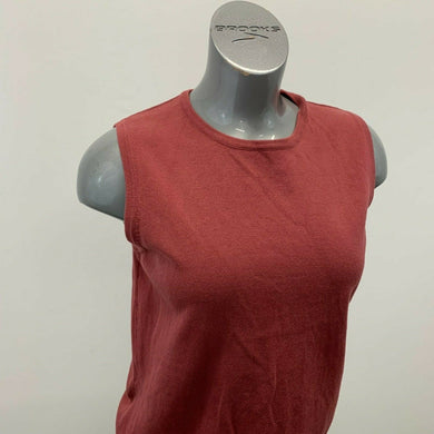Eddie Bauer Women's Sleeveless Top Size XL Winebry Round Neck