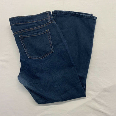 Gap Women's Sexy Bootcut Fit Jeans Size 12/31R Stretch Mid Rise Denim