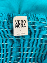 Load image into Gallery viewer, Vero Moda Women's Small Casual Short Sleeveless Polyester Wrap Dress Cami Dress