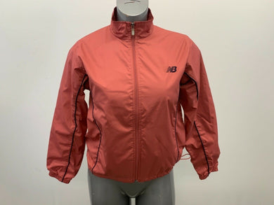 New Balance Jacket Women's Small Long Sleeve Polyester Full Zip Up