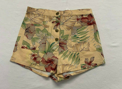 Urban Outfitters NWT Women's High Waist Booty Shorts Medium Stretch