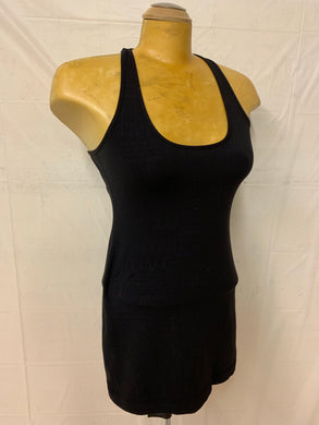 Lululemon Women's 6 black yoga athletic tank top