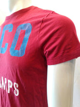 Load image into Gallery viewer, Hollister HCO Surf Champs Red Short Sleeve Crew Neck Men's T Shirt Size Medium