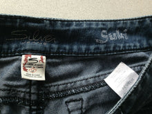 Load image into Gallery viewer, Silver Jeans Women's Size 28/30 Suki Low Rise Boot Cut Stretch Denim Blue Jeans