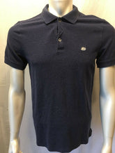 Load image into Gallery viewer, Banana Republic Men's Blue Logo Short Sleeve Polo Shirt Size Medium