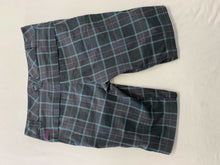 Load image into Gallery viewer, Columbia Women's Size 10 Omni-Shade Gray Purple Plaid Shorts