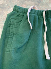 Load image into Gallery viewer, Roots Canada Womens XS Green Track Sweatpants Cotton/Poly/Spandex
