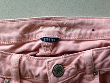 Load image into Gallery viewer, American Eagle Women's Size 8 Stretch Dusty Rose Low Rise Skinny Leg Jeans