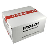 "FROSCH Tile Leveling System Kit - 1/8"" (3mm), 250 Clips & 100 Wedges"