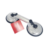 Aluminium Double Suction Cup