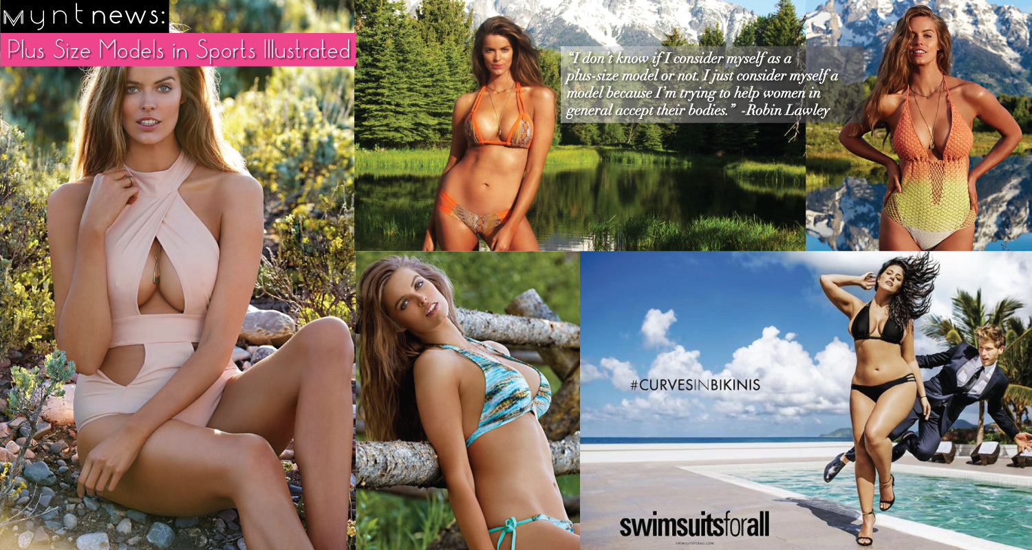 2015 Sports Illustrated Swimsuit Plus Models