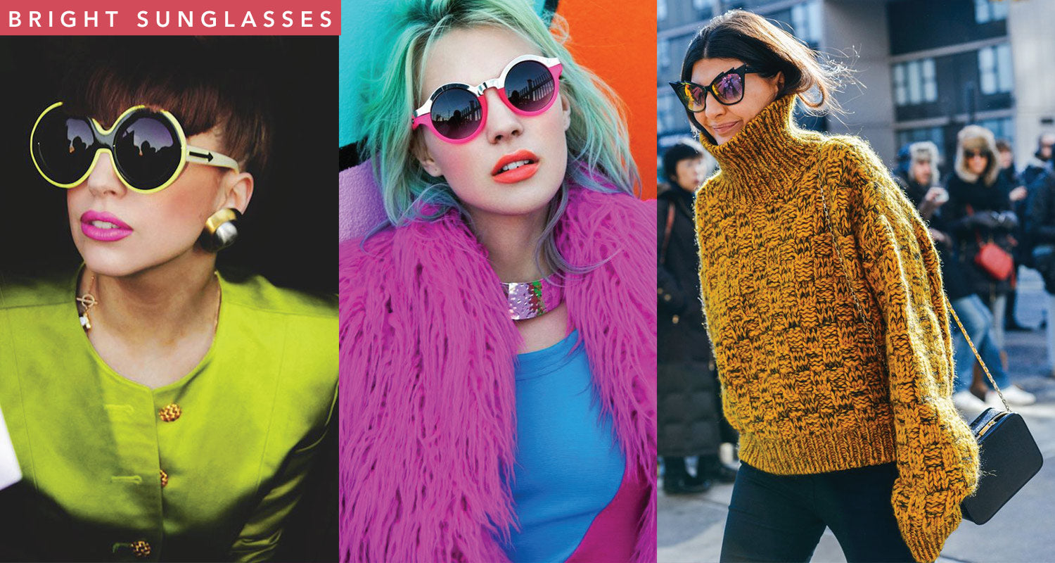 Spring 2015 Sunglass Trends