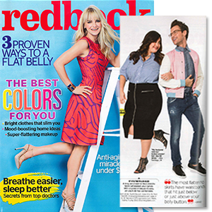 MYNT 1792 in Redbook Magazine