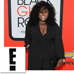 Danielle Brooks in MYNT 1792