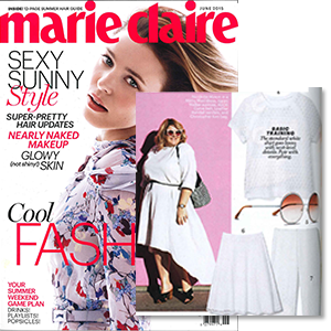MYNT 1792 in Marie Claire Magazine