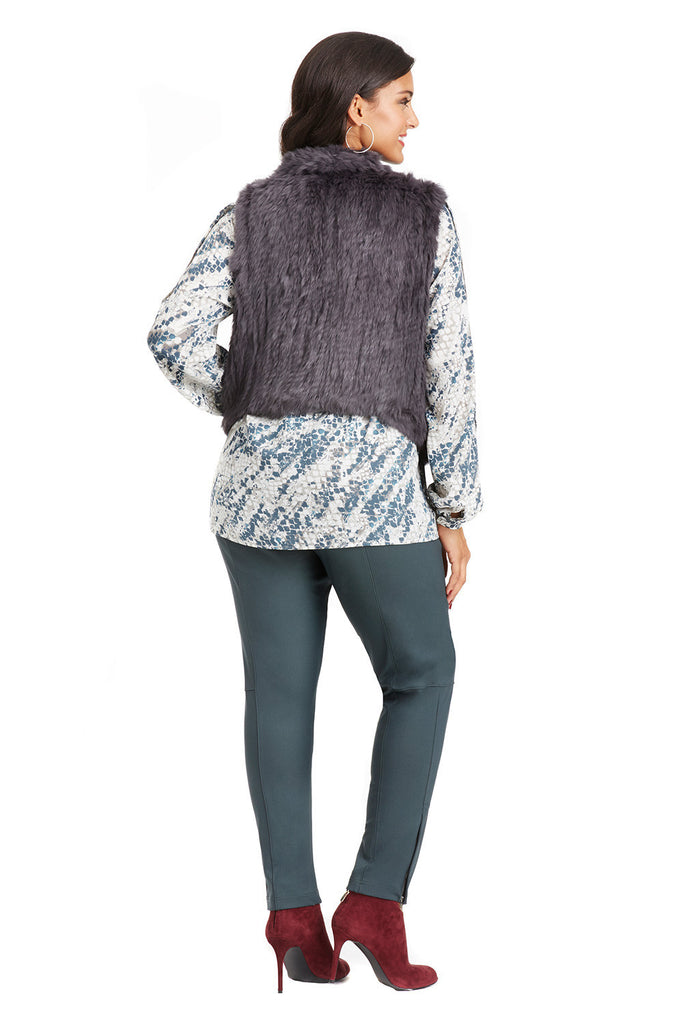 MYNT 1792 Rabbit Fur Vest