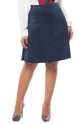 MYNT 1792 Fit and Flare Skirt