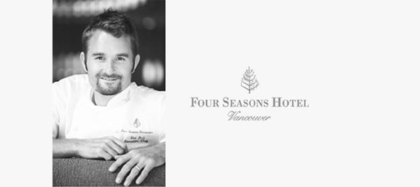 Chef Ned Bell - Four Seasons Hotel Vancouver