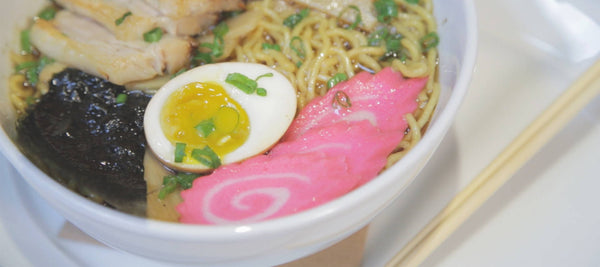 Executive Chef Nick Pelliccione's BC Forestea Ramen