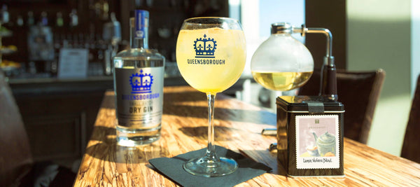 Queensborough Gin Fizz
