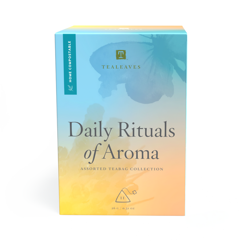 Daily Rituals of Aroma