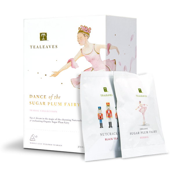 Organic Dance of the Sugar Plum Fairy Tea Kit