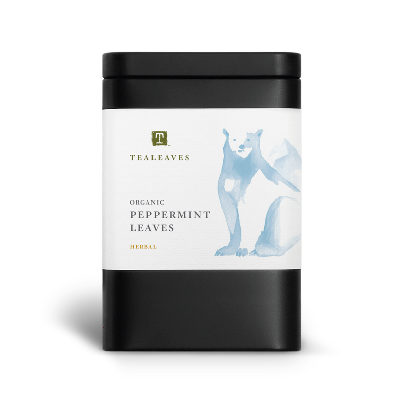 Organic Peppermint Leaves