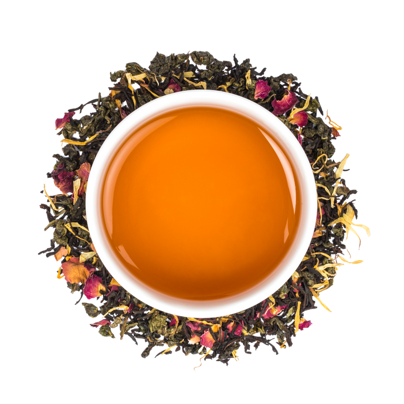 Marigold Flower Tea