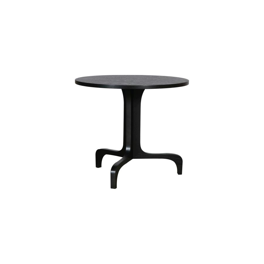 Black Talonfoot Dining Table