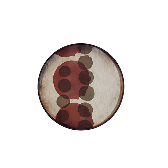 Buy Notre Monde Layered Dots Pinot Tray | Home Furnishing