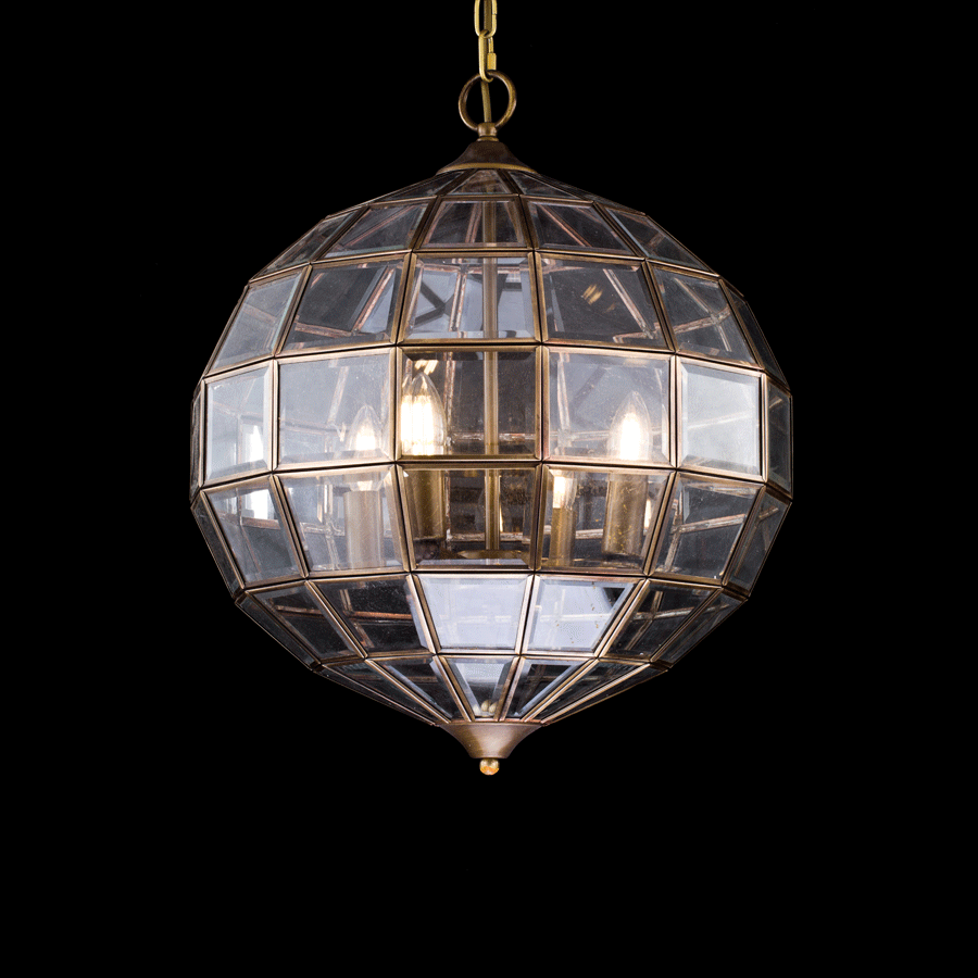 Buy Window Globe Chandelier Online | Luxury Furniture