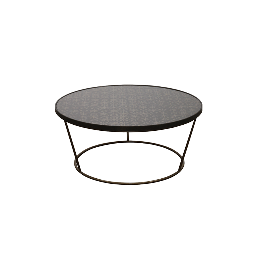 Buy Batik - Round Coffee Table Online | Luxury Furniture