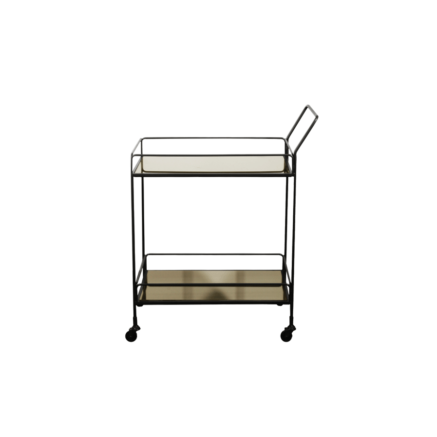Buy Dixon 2-tier Bar Cart Online | Home Furnishing Pakistan