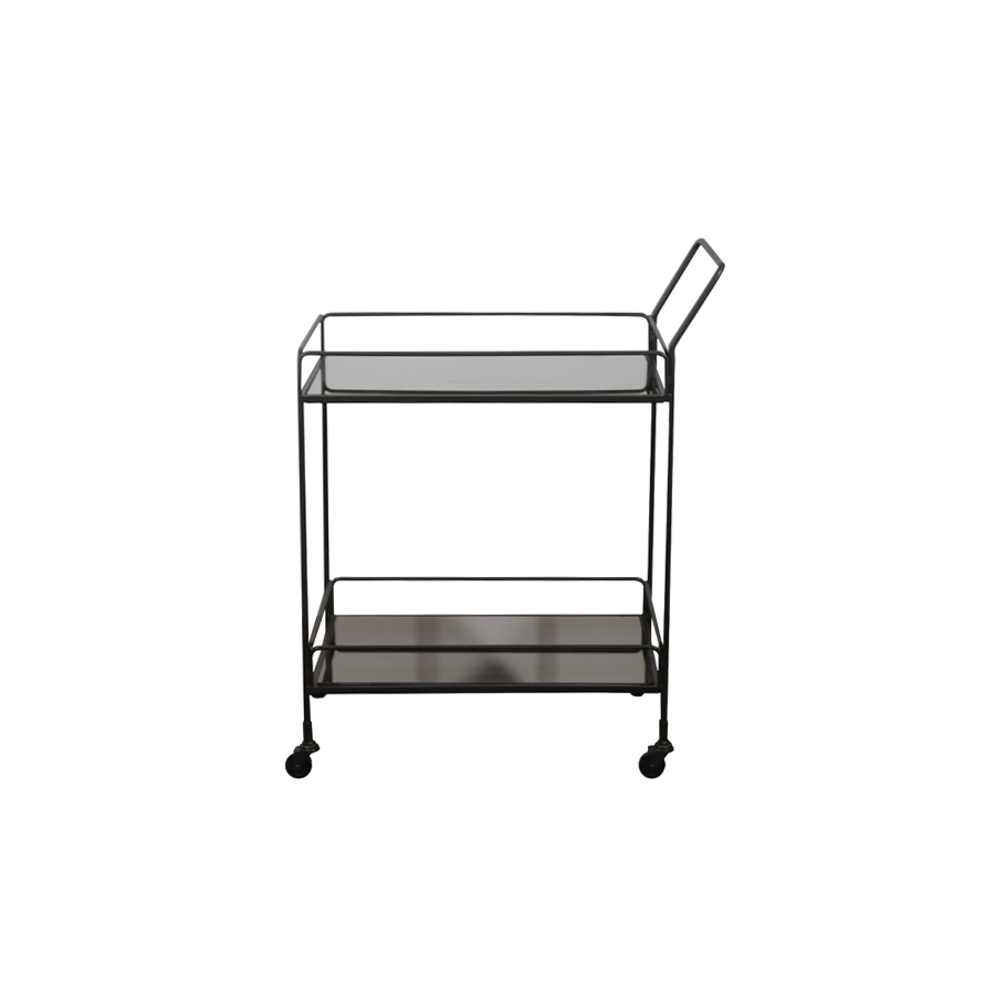 Dixon 2-tier Bar Cart