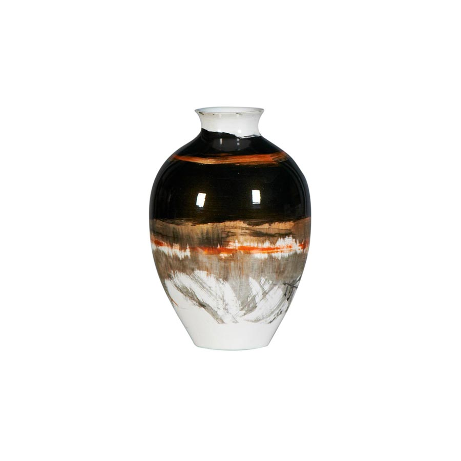 Buy Handpainted antique porcelain vase | Home Furnishing