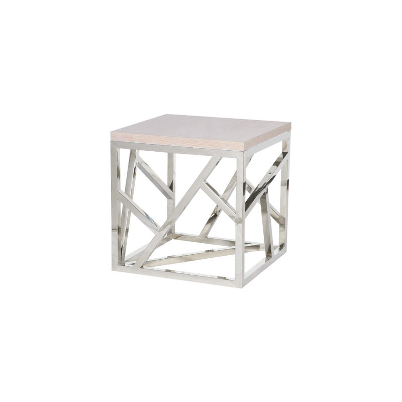 Buy Petras Bright End Table Online | Luxury Furniture