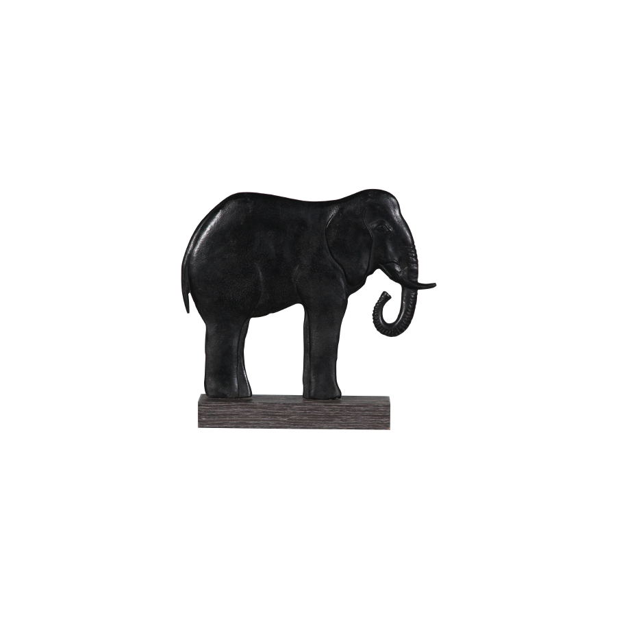 Buy Black Elephant Statue Online | Best Home Furnishing