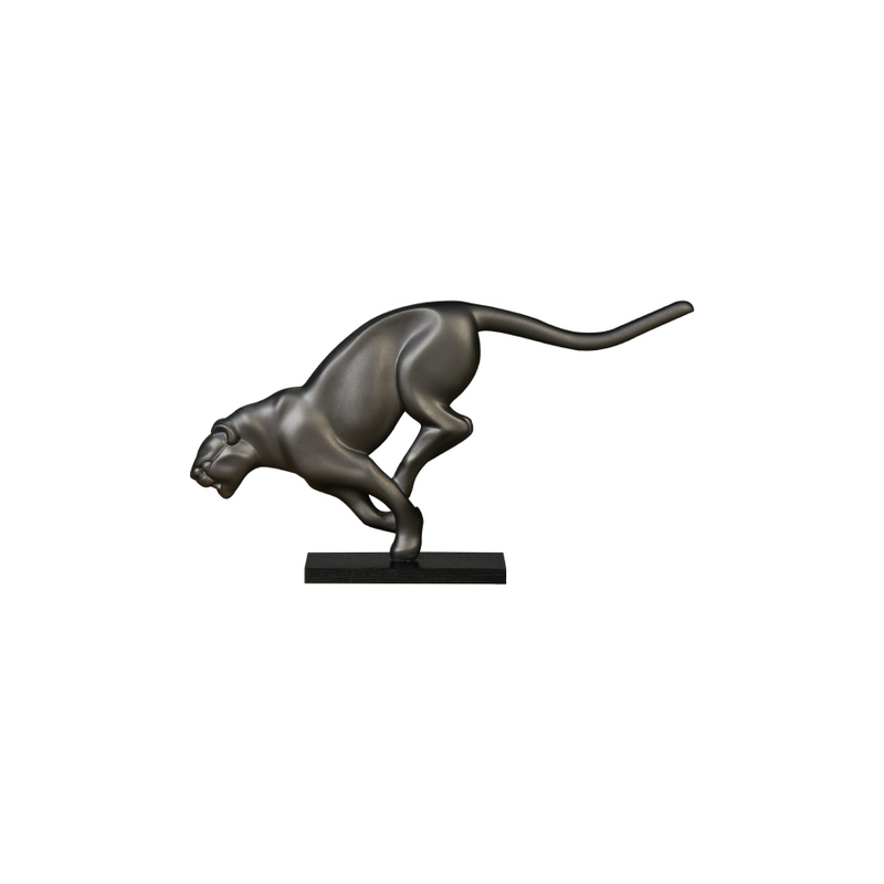 Sprinting Panther Statue