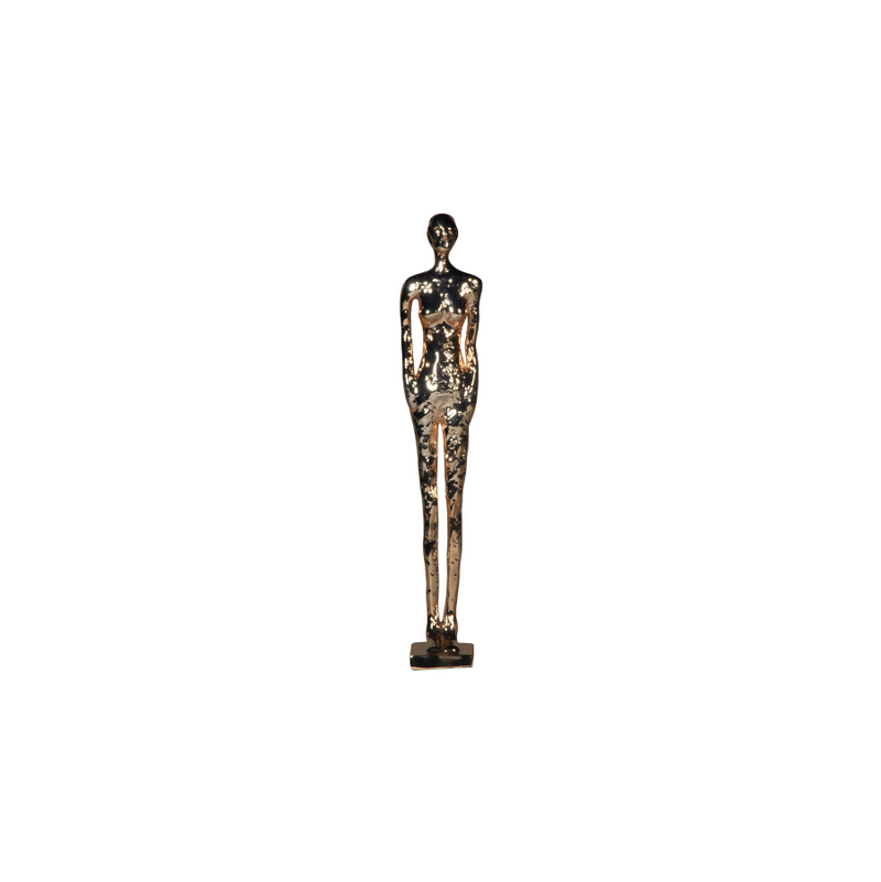 Buy Tribal Man Standing Statue Online | Home Furnishing