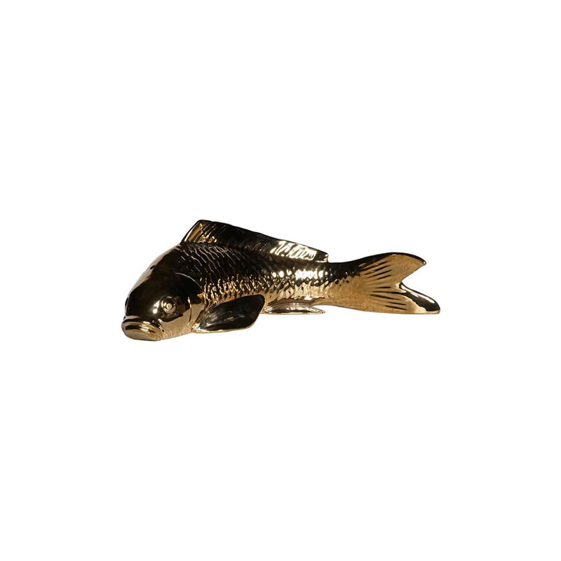 Buy Gold Fish Sculpture Online | Home Furnishing in Pakistan