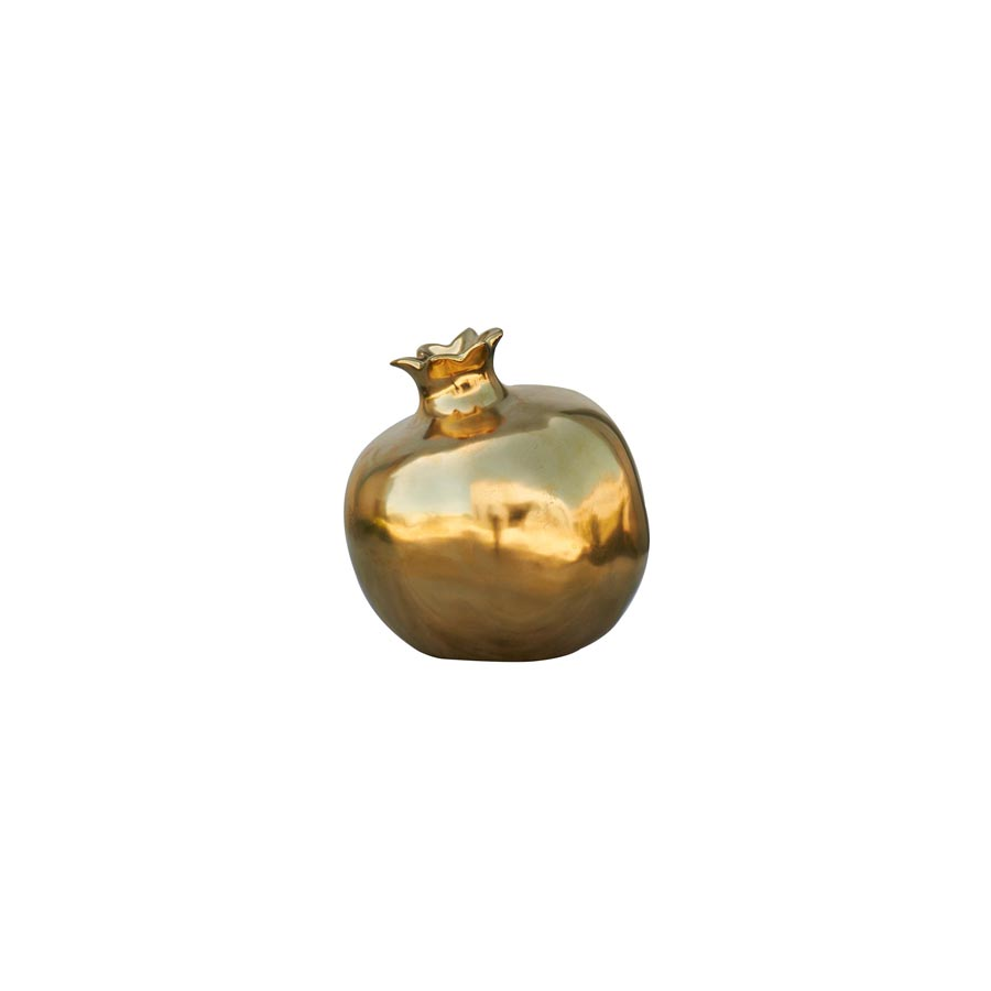 Gold Pomegranate