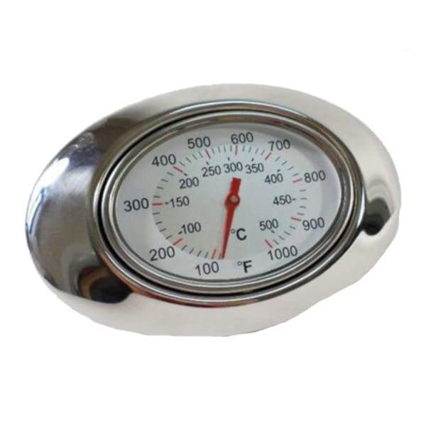 American Outdoor Grill Analog Thermometer BCP23305 OEM - BBQ Grill Parts