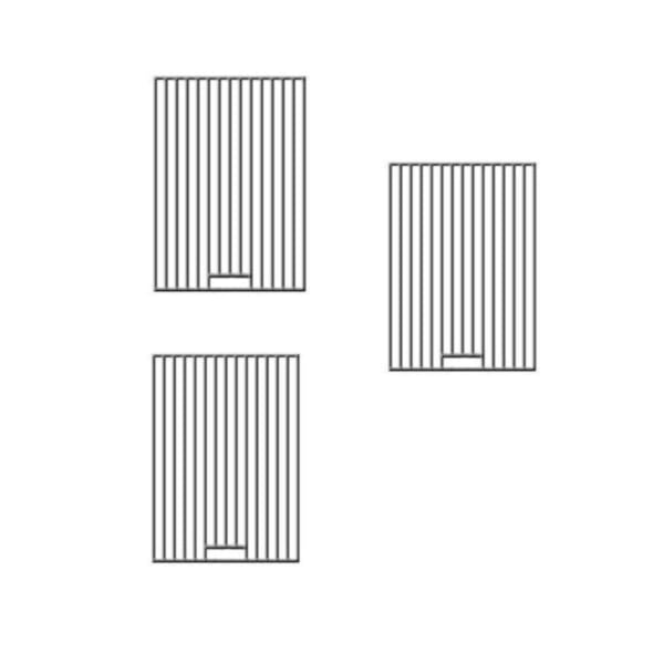 American Outdoor Grill Cooking Grids For 30 Grill BCP30-B-11A OEM - BBQ Grill Parts