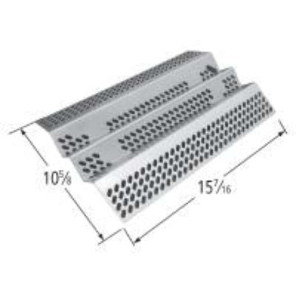 American Outdoor Grill Heat Plate 15 7/16 X 10 5/8 BCP92461 - BBQ Grill Parts