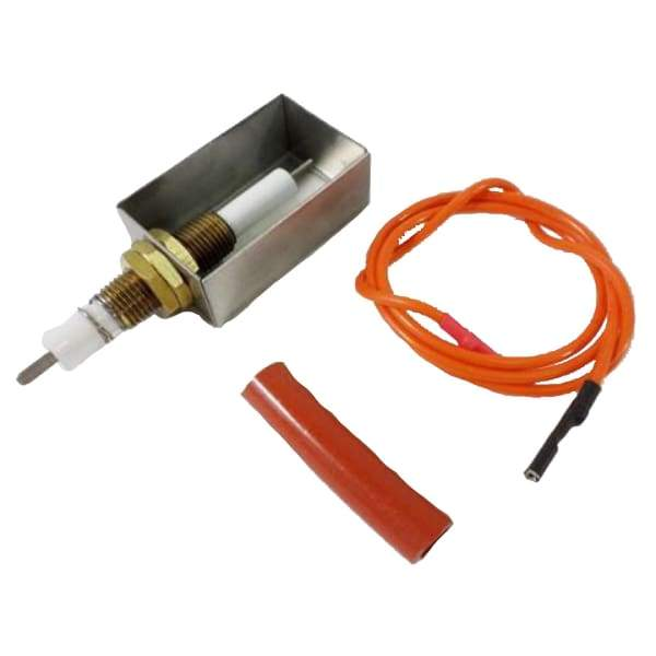American Outdoor Grill Igniter Electrode And Collector Box BCP24-B-04 OEM - BBQ Grill Parts