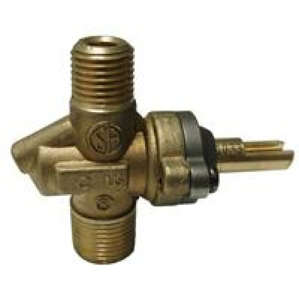 American Outdoor Grill Single Brass Valve BCP35010 - BBQ Grill Parts